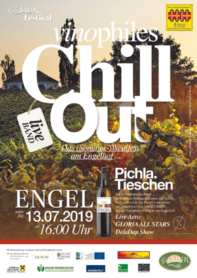 Poster Chillout 2019